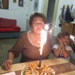 compleanno Nonna Lina